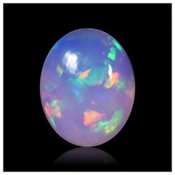 2.00 crt Brilliant Crystal Opal Neon Hologram
