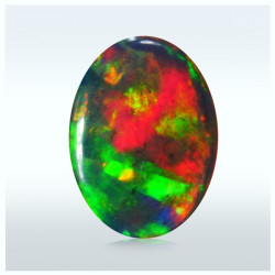 1.15 ct Brilliant Rainbow Opal