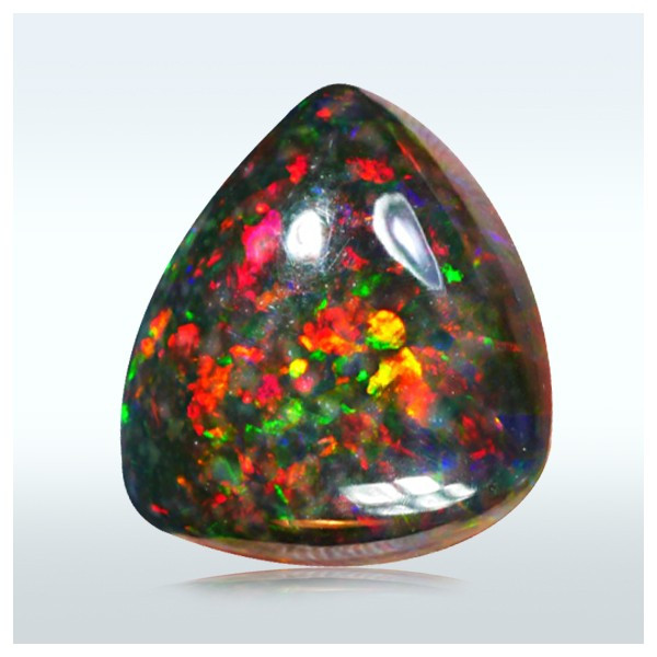 6.30 CT Huge Smoked Chaff Opal