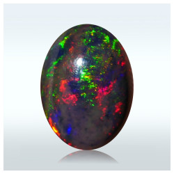 1.90 Crt. Brilliant Beauty Patchwork Laser Fire Opal