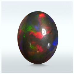 1.70 Ctr. Opalo Cabujon Multicolor