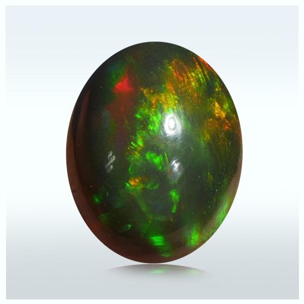 1.70 Ctr. Opalo Cabochon Multicolor